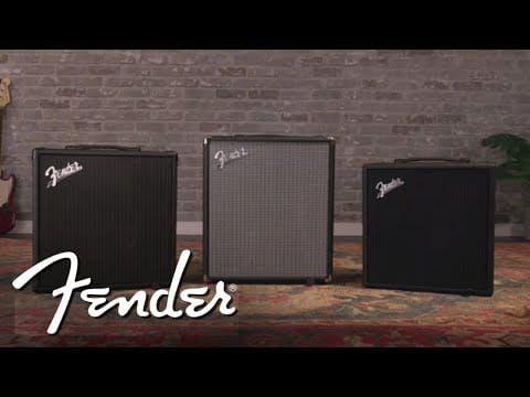 Fender Rumble 25 V3 Bass Amplifier