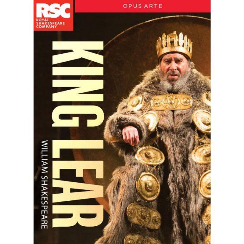 VARIOUS ARTISTS - SHAKESPEARE/KING LEAR (DVD)