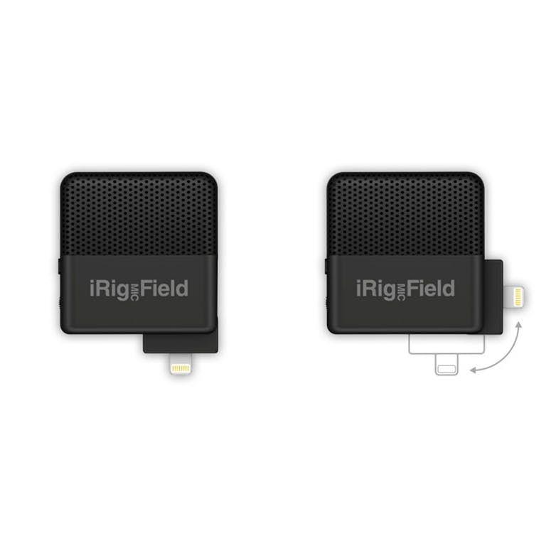 IK Multimedia MIC Field Digital Stereo Field Mic