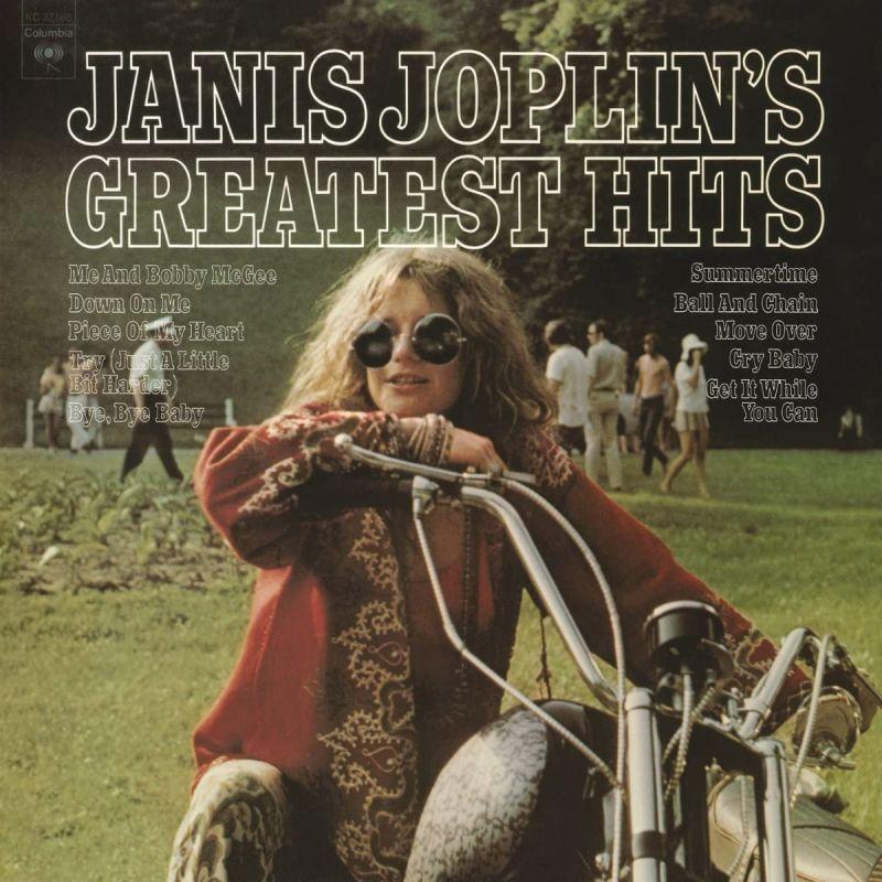 JANIS JOPLIN - GREATEST HITS - VINYL