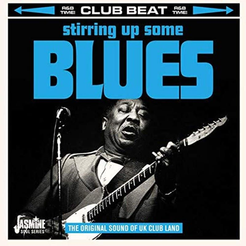 VARIOUS ARTISTS - STIRRING UP SOME BLUES - CD