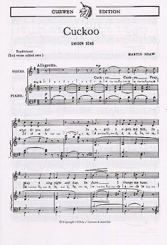 Shaw, Martin - Martin Shaw The Cuckoo
