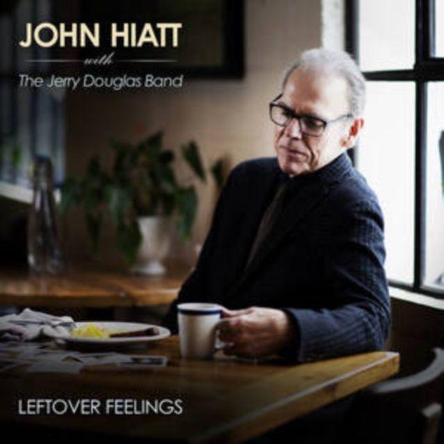 JOHN HIATT/JERRY DOUGLAS BAND - LEFTOVER FEELINGS - indie exc colour vinyl