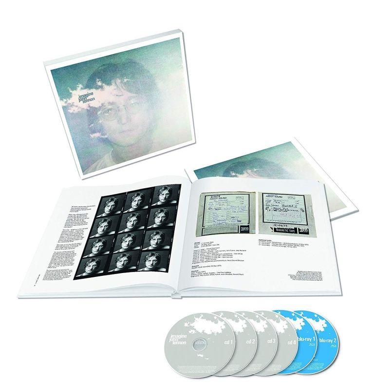 JOHN LENNON - IMAGINE - ULT EDITION