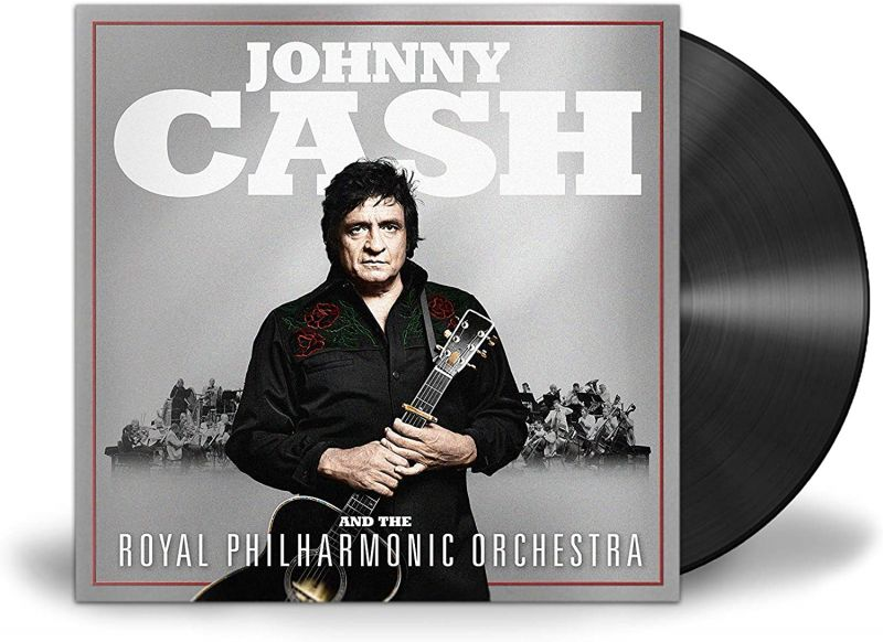 JOHNNY CASH & RPO - JOHNNY CASH AND THE RPO - VINYL