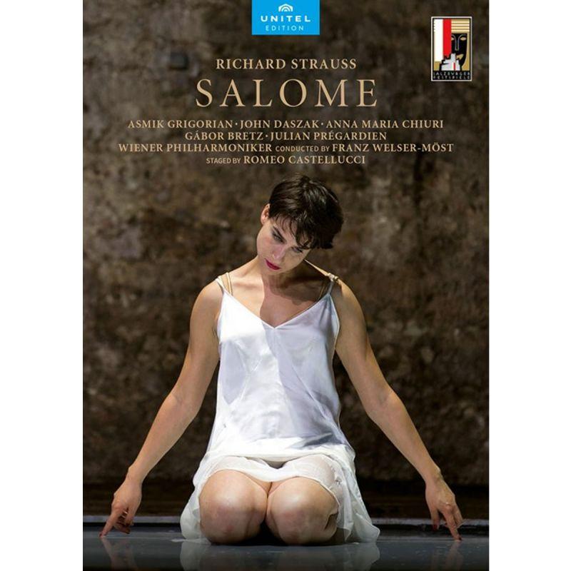 VARIOUS ARTISTS - STRAUSS/SALOME (DVD)