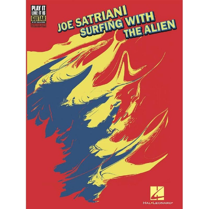Satriani, Joe - Play It Like It is Guitar Joe Satriani - Surfing With The Alien