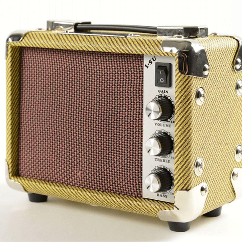 Kala Tweed 5 Watt Ukulele Amplifier, Display Unit