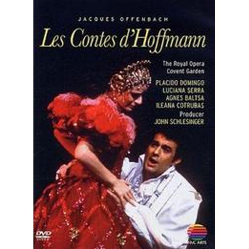 ROYAL OPERA HOUSE OR/PRETRE - les contes d hoffmann (DVD)