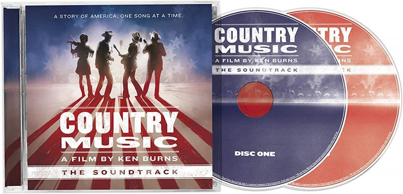 ORIGINAL SOUNDTRACK - COUNTRY MUSIC - A FILM BY KEN BURNS