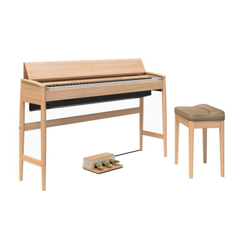 Roland Kiyola KF10KO Digital Piano in Light Oak