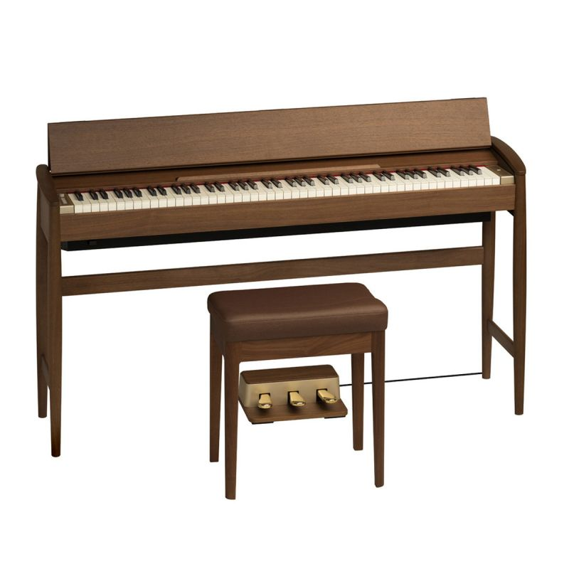 Roland Kiyola KF10KW Digital Piano in Walnut