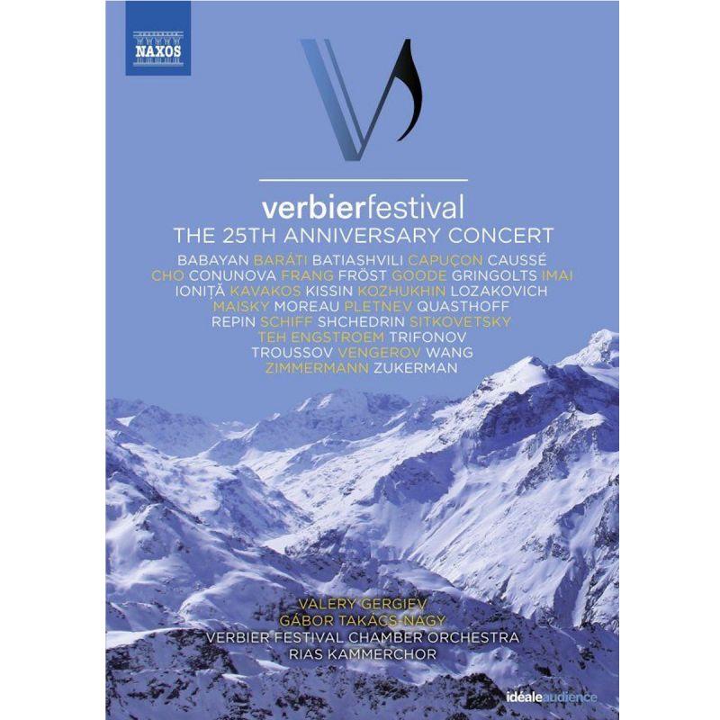VERBIER FO/GERGIEV - VERBIER FESTIVAL 25 (DVD)