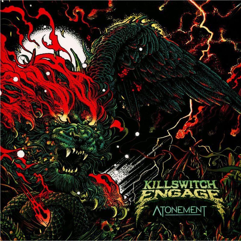 KILLSWITCH ENGAGE - ATONEMENT - Vinyl
