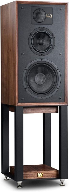 Wharfedale Linton speakers and stands package