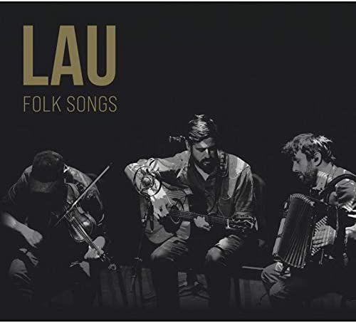 LAU - FOLK SONGS - CD