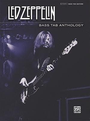 Led Zeppelin - Bass Tab Anthology