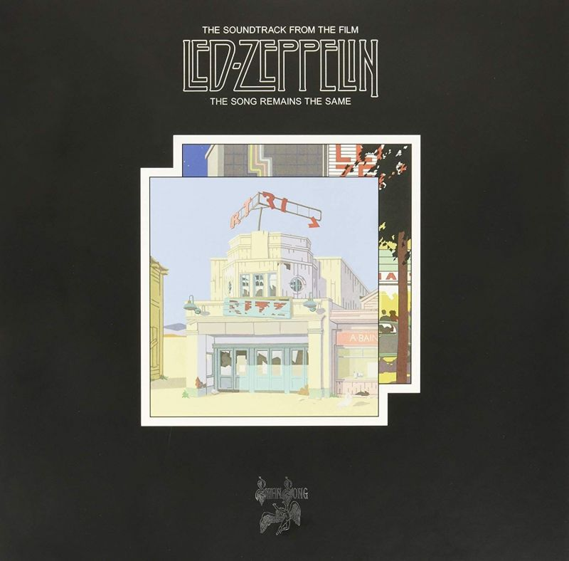 LED ZEPPELIN - THE SONG REMAINS THE SAME - SUPER DELUXE