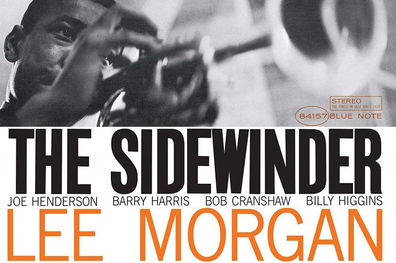 LEE MORGAN - THE SIDEWINDER - VINYL