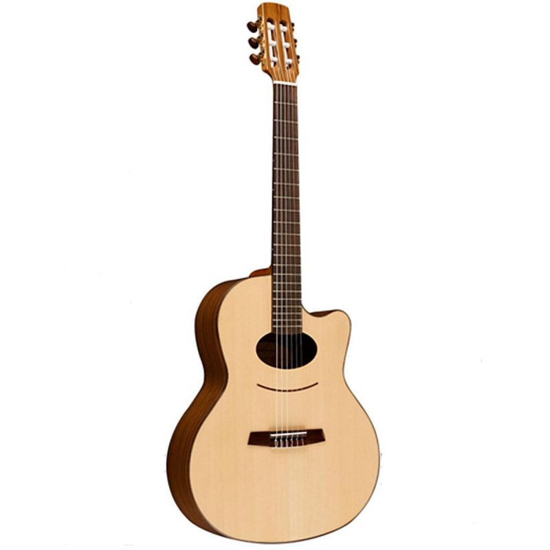 Kremona Lulo 14 Daimen Nylon String Electro Acoustic Guitar