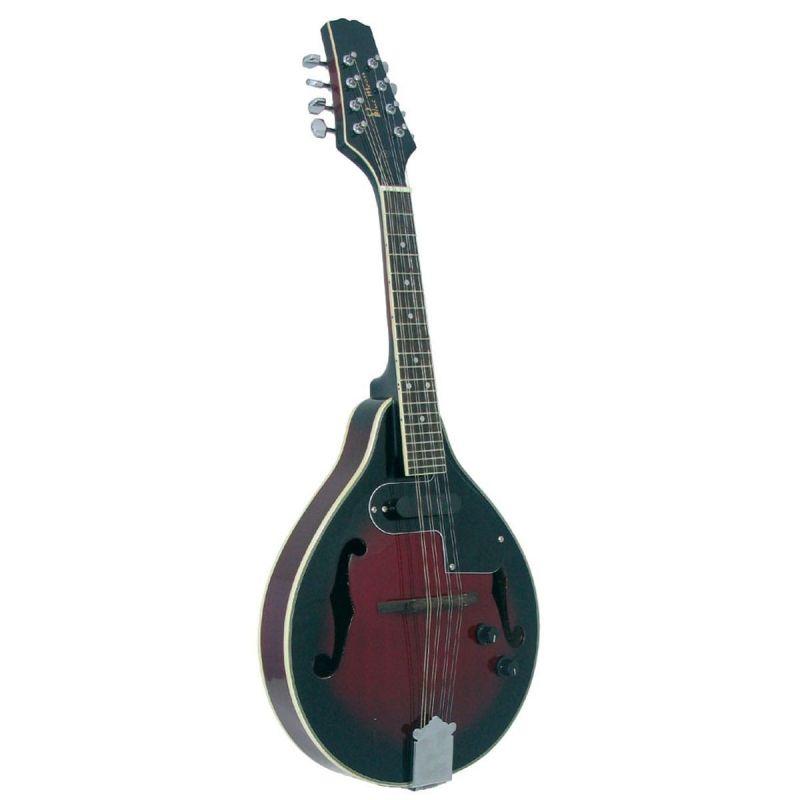 Blue Moon BM-07E Electro A Style Mandolin, Sunburst