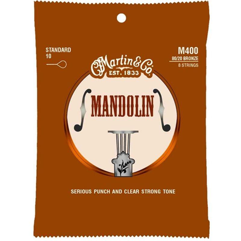 Martin Mandolin 80 20 Bronze Set
