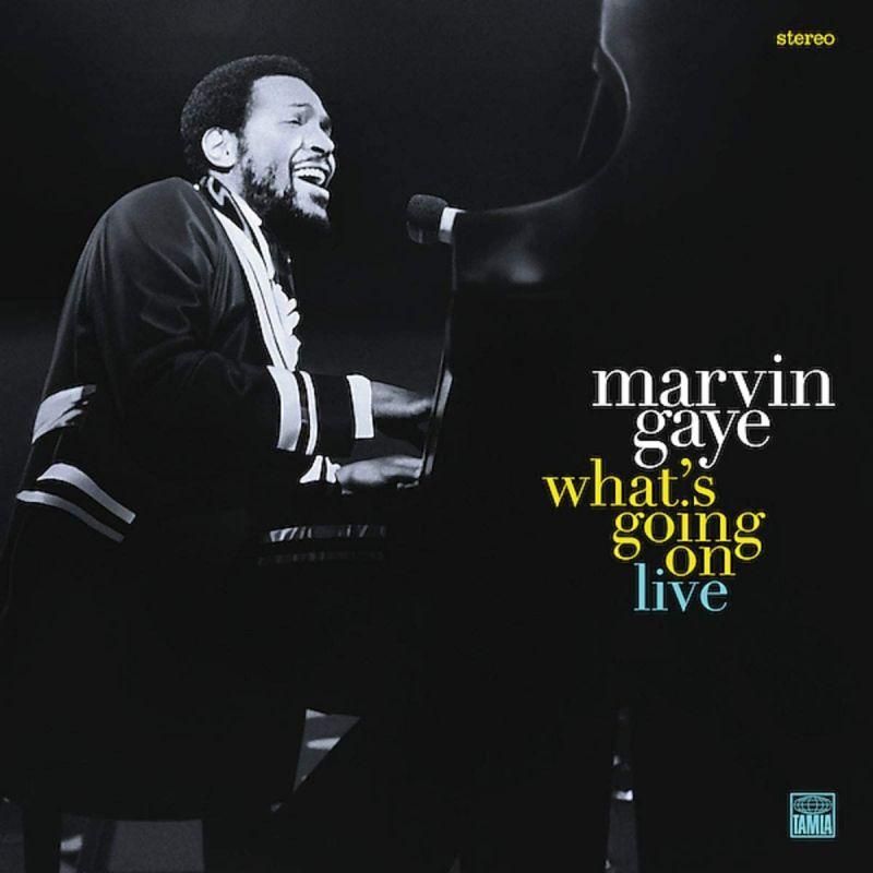 MARVIN GAYE - WHAT'S GOING ON - VINYL
