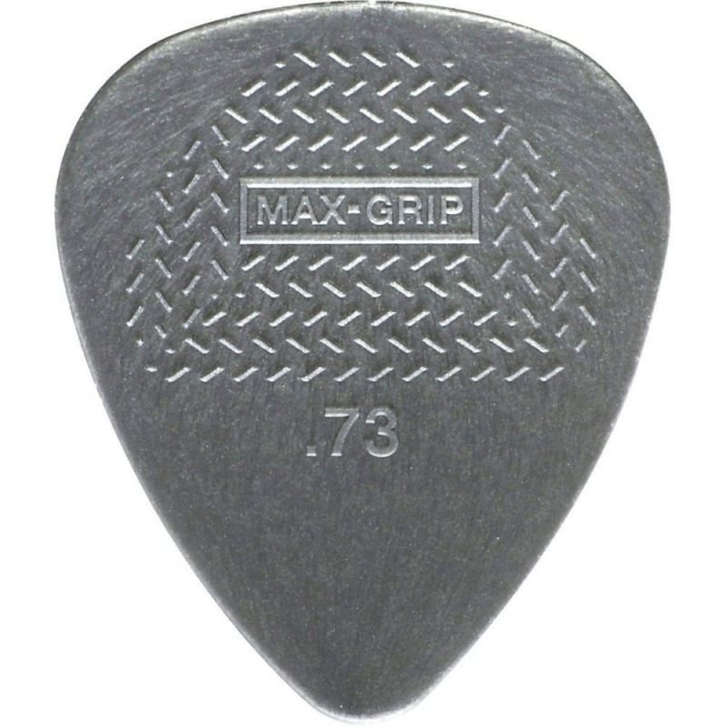Dunlop Picks Nylon Standard Max Grip 0.73mm Players Pack 12