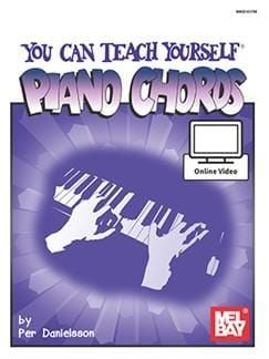 You Can Teach Yourself Piano Chords (Book + Online Video)