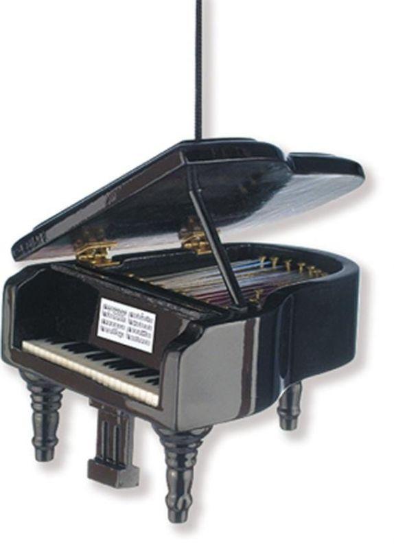 Ornament Piano
