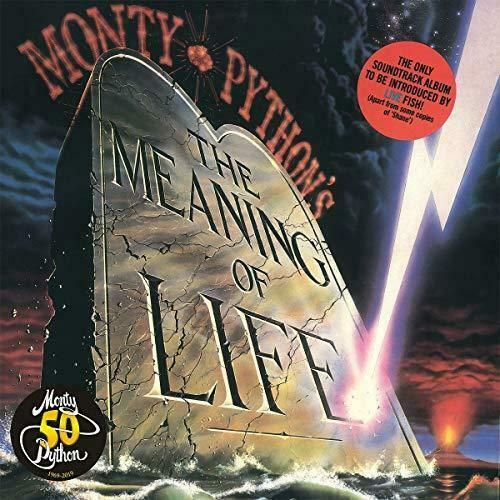 MONTY PYTHON - THE MEANING OF LIFE - VINYL