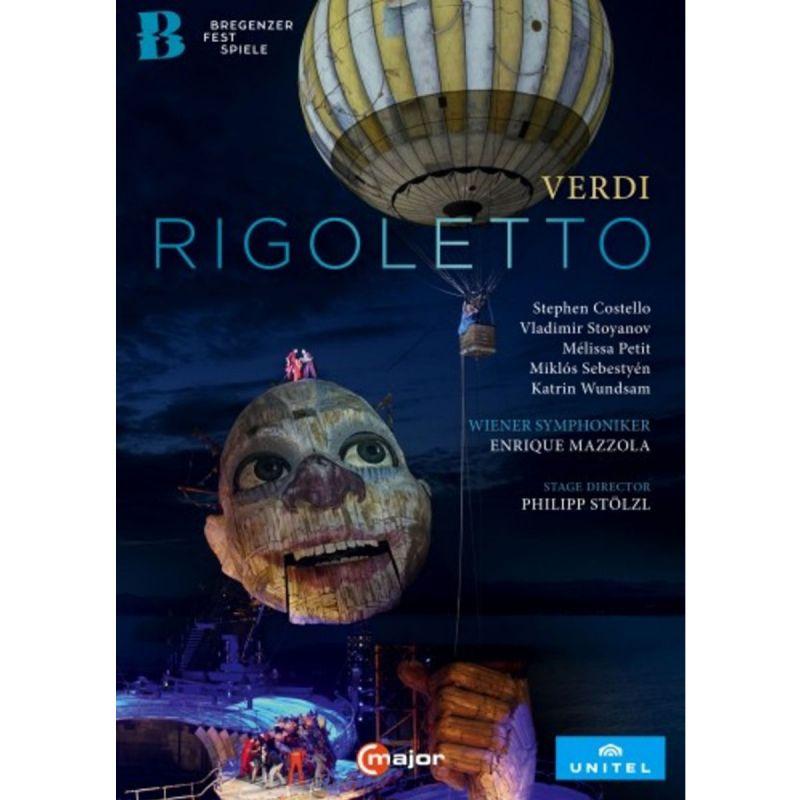 VERDI/RIGOLETTO (DVD)
