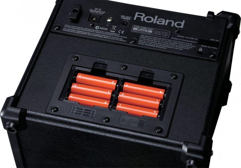 Roland MCubeGX Microcube Guitar Amplifier