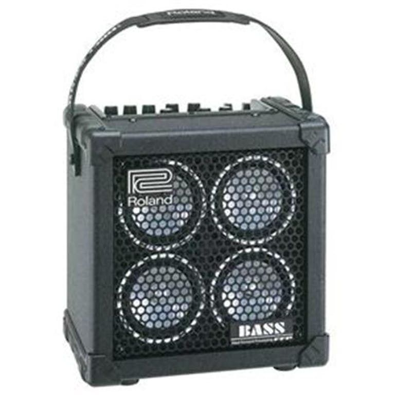 Roland Microcube Bass Guitar Amplifier (Black)