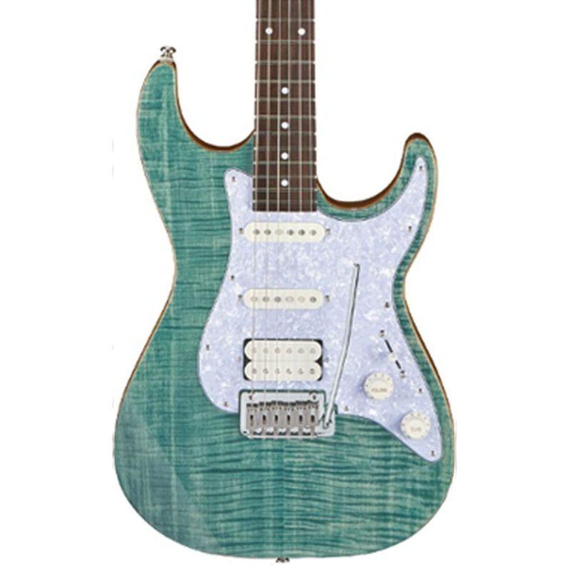 Michael Kelly 1963 Electric Guitar - Blue Jean Wash
