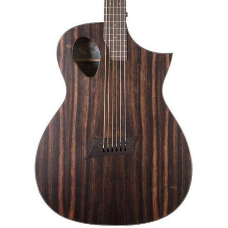 Michael Kelly Forte Electro Acoustic Guitar - Exotic Java Ebony