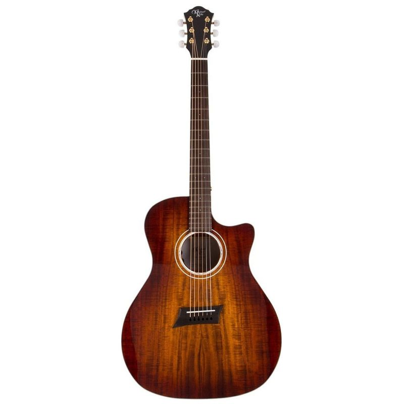 Michael Kelly Koa Special Electro Acoustic Guitar - Hickory Sunset