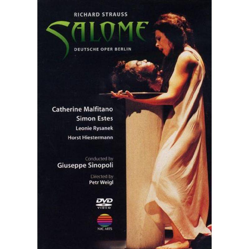 DEUTSCHE OPERA BERLIN - R STRAUSS SALOME (DVD)