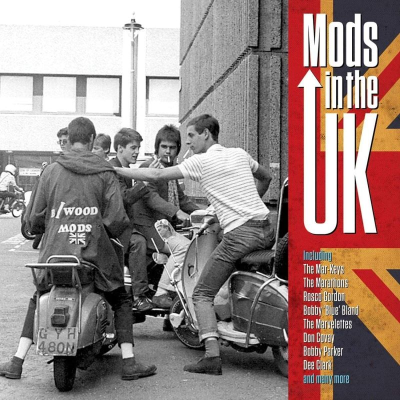 VARIOUS - MODS IN THE UK