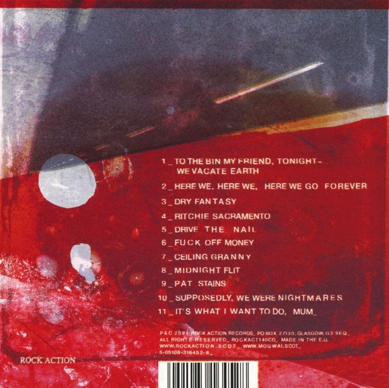Mogwai - As The Love Continues - CD Deluxe