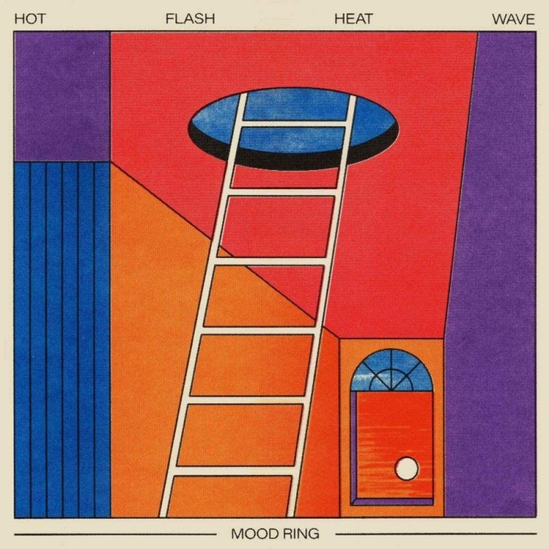 HOT FLASH HEAT WAVE - MOOD RING - VINYL