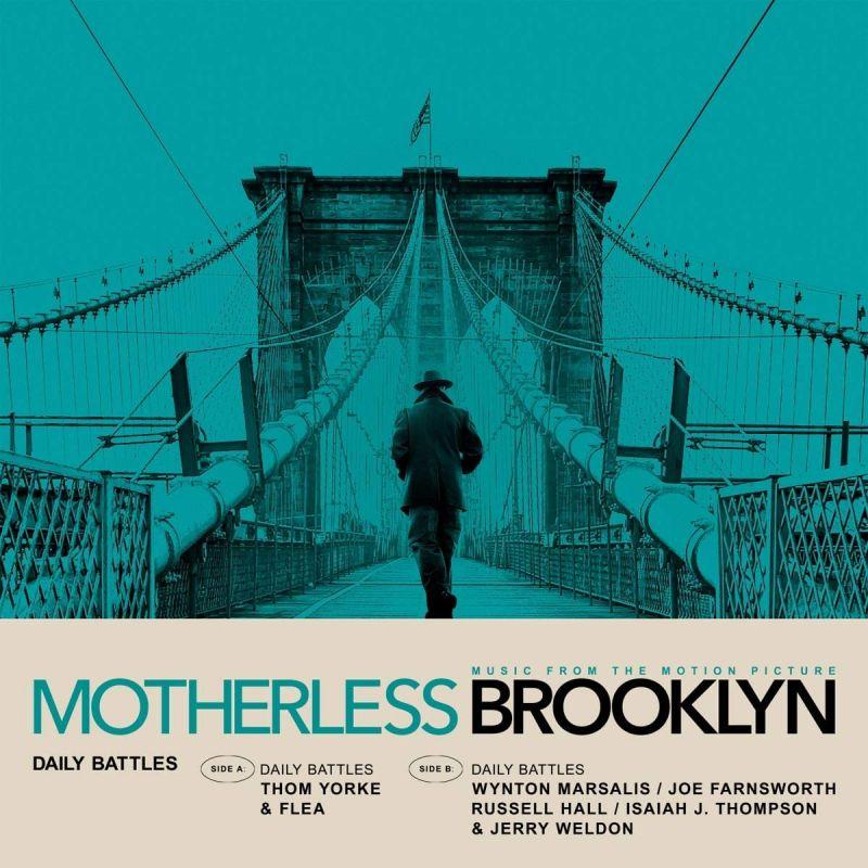 THOM YORKE & FLEA - DAILY BATTLES