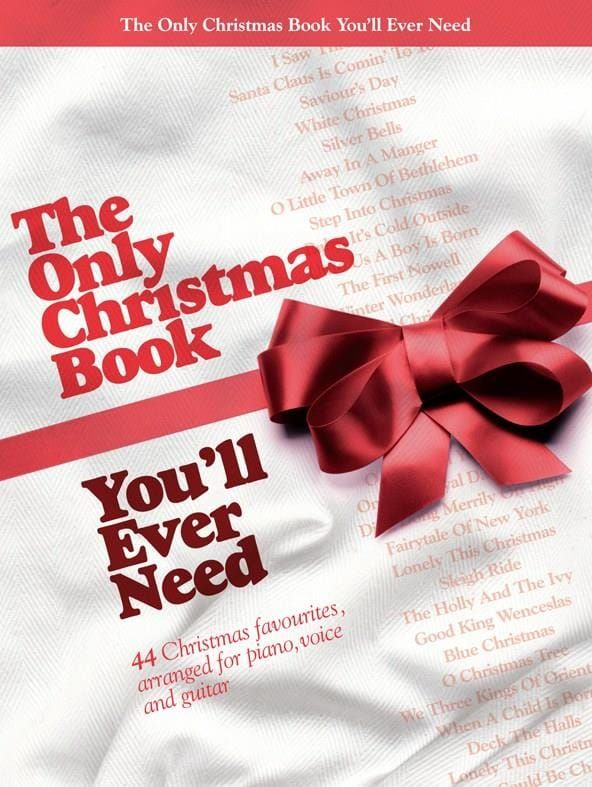 The Only Christmas Book You'll Ever Need (pvg)