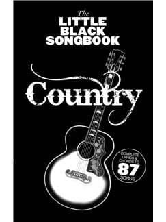Little Black Songbook - Country