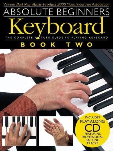 Jeff Hammer - Absolute Beginners Keyboard - Book Two