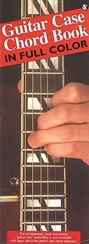 Na - Guitar Case Chord Book In Full Colour