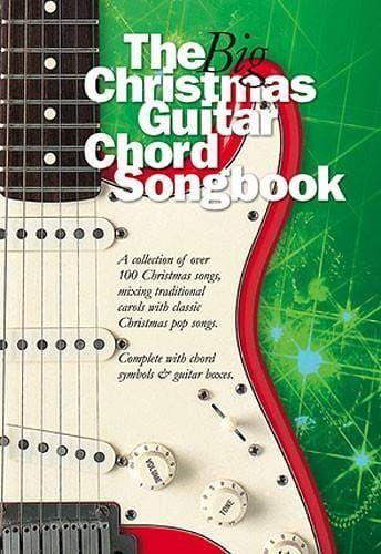 Various - The Big Christmas Guitar Chord Songbook