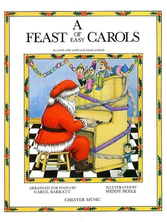 Barratt, C - A Feast Of Easy Carols