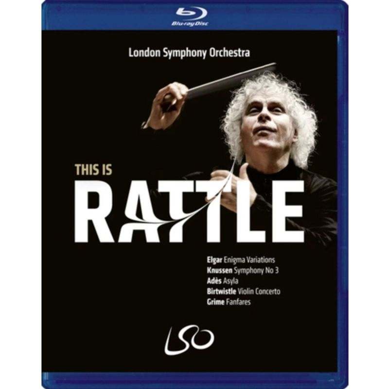 LSO - THIS IS RATTLE (BLURAY)