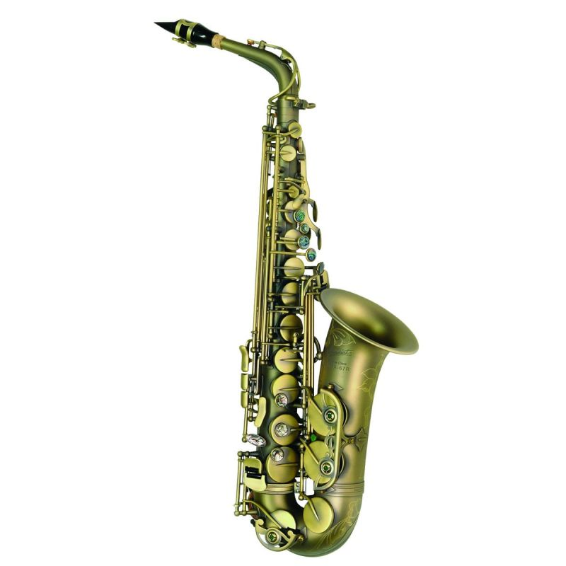P Mauriat 67R Alto Saxophone - Dark Vintage